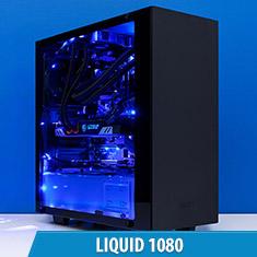 PCCG Liquid 1080 Gaming System