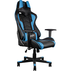 Aerocool Thunder X3 TGC22 Gaming Chair Light Blue