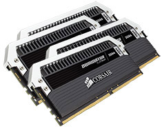 Corsair Dominator Platinum CMD32GX4M4B3200C16 32GB (4x8GB) DDR4