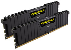 Corsair Vengeance Ryzen CMK16GX4M2Z2666C16 16GB (2x8GB) DDR4