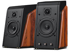 Swan M200A 2.0 Multimedia Speakers with Bluetooth