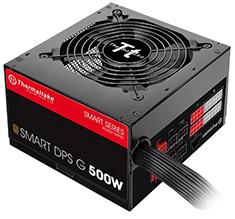 Thermaltake Smart DPS G 80 Plus Bronze 500W Power Supply