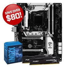 PCCG Xeon Gaming Bundle
