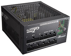 Seasonic Platinum Fanless 400W 80 Plus Platinum Power Supply