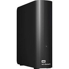 Western Digital WD Elements Desktop 4TB