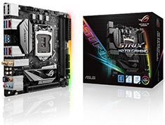 ASUS ROG Strix H270I Gaming ITX Motherboard