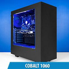 PCCG Cobalt 1060 Gaming System