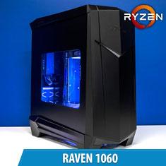 PCCG Raven 1060 Gaming System