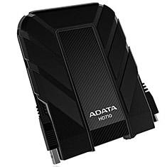 ADATA HD710 Rugged IP68 Portable Drive 1TB Black