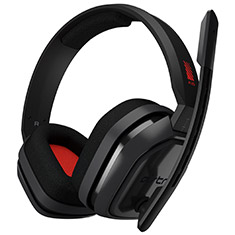 Astro A10 Headset for PC Red