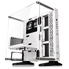 Thermaltake Core P3 Wall-Mount Mid Tower Chassis Snow Edition