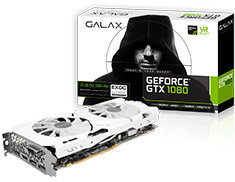 Galax GeForce GTX 1080 EXOC Sniper White 8GB