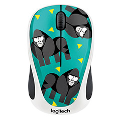 Logitech M238 Wireless Mouse Gorilla