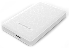 Simplecom SE101 USB 3.0 HDD/SSD Enclosure White