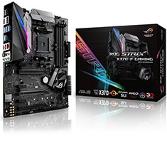 ASUS ROG Strix X370-F Gaming Motherboard