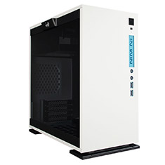 In Win 301 Mini Tower Case White