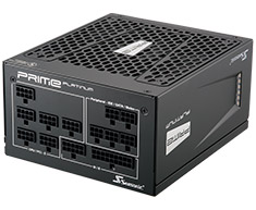 Seasonic Prime Platinum 850W Power Supply