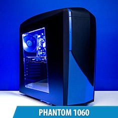 PCCG Phantom 1060 Gaming System