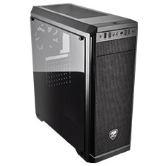 Cougar MX330 Windowed Mid-Tower Case