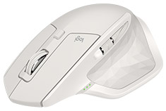 Logitech MX Master 2S Wireless Mouse Light Gray