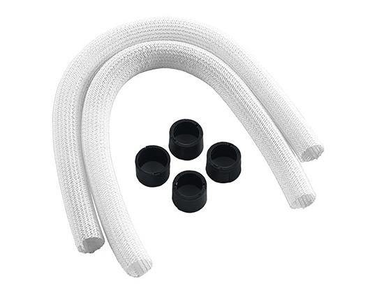 CableMod AIO Sleeving Kit for Corsair Hydro White