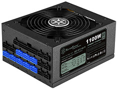 SilverStone Strider ST1100-TI Titanium 1100W Power Supply