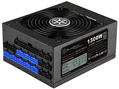 SilverStone Strider ST1300-TI Titanium 1300W Power Supply