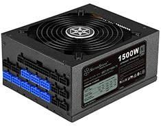 SilverStone ST1500-TI Strider Titanium 1500W Power Supply