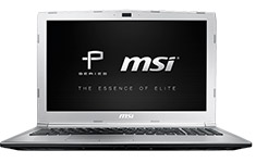 MSI PL62 15.6in Core i7 Windows 10 Notebook [7RC-034AU]