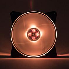 Cooler Master MasterFan Pro 140 Air Pressure RGB Fan