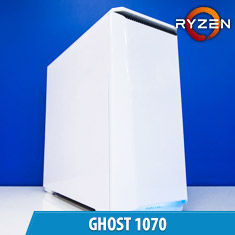 PCCG Ghost 1070 Gaming System