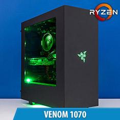 PCCG Razer 1070 Gaming System