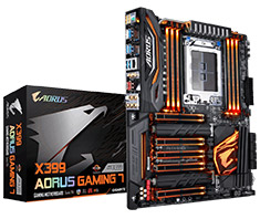 Gigabyte X399 AORUS Gaming 7 Motherboard