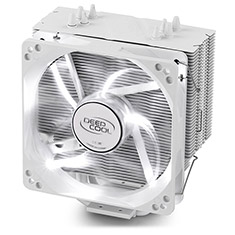 Deepcool Gammaxx 400 CPU Cooler White LED Fan