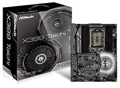 ASRock X399 Taichi Motherboard