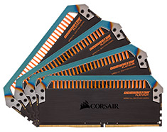 Corsair Dominator Platinum CMD32GX4M4C3200C14T 32GB (4x8GB) DDR4