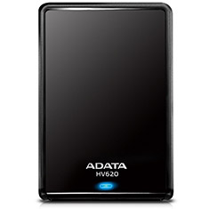 ADATA HV620 3TB 2.5in USB 3.0 External HDD Black