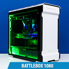 PCCG Battlebox 1080 Gaming System