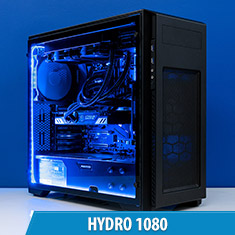 PCCG Hydro 1080 Gaming System