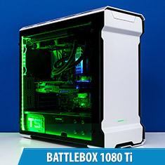 PCCG Battlebox 1080 Ti Gaming System