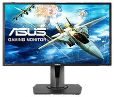 ASUS MG248QR FHD 144Hz FreeSync 24in TN Gaming Monitor