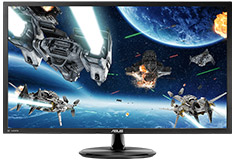 ASUS VP28UQG UHD FreeSync 28in Gaming Monitor