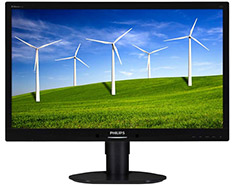 Philips 241B4LPYCB 24in FHD Business Monitor