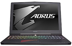 Gigabyte AORUS X7 17.3in QHD G-Sync 7th Gen i7 Gaming Laptop