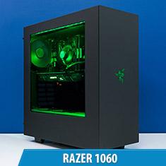 PCCG Razer 1060 Gaming System