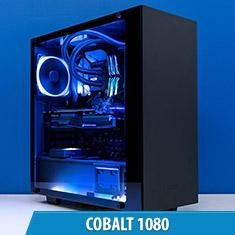 PCCG Cobalt 1080 Gaming System
