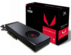 XFX Radeon RX Vega 64 8GB Game Bundle
