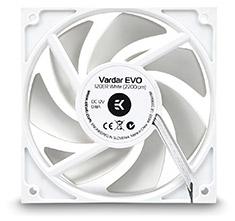 EK Vardar EVO 120ER 2200RPM Fan White