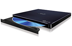 LG External USB 2.0 Blu-Ray Writer