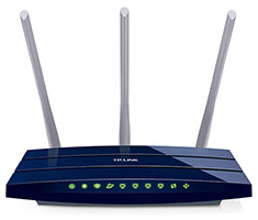 TP-Link WR1043N 450Mbps Wireless N Gigabit Router